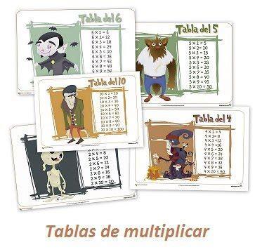 tablas de multiplicar tumblr tablas de multiplicar monstruosas