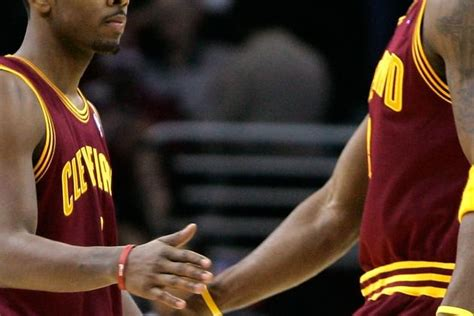 Nba Rookie Of The Year Also Search For Cleveland Cavaliers Kyrie Irving Is The Favorite For Nba Rookie Of The Year