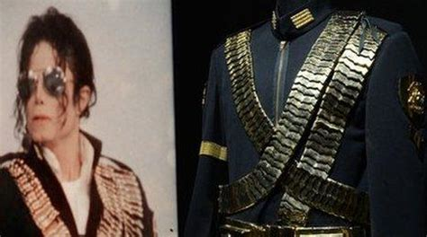 Michael Jackson Costumes Up For Auction by Gaga Buys Michael Jackson Costumes At Auction