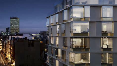 Architect Designed House Plans Landsecs Plans Oxford Street Office To Flats Scheme