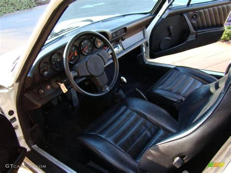 Sc Interiors by Black Interior 1978 Porsche 911 Sc Coupe Photo 48054065