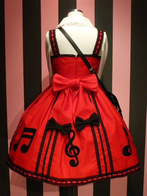 Dress Musik dress with notes