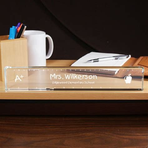 personalized teacher desk name plate personalized teacher nameplate giftsforyounow