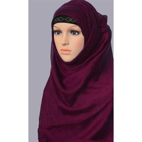 Jilbab Humaira Pricilla All Size jilbab scarf ml 6144 large size 10 colour viscose scarf 6 x 3 5 jilbab