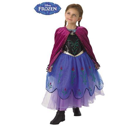 disfraz de frozem reciclable disfraz de anna premium de frozen para ni 241 a