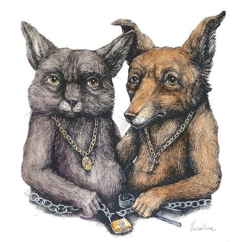 clipart gatti cani e gatti bar italia cani e gatti studiocromie