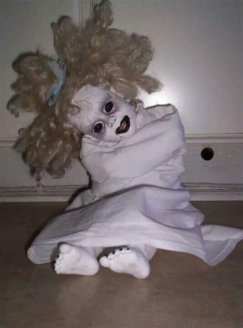 bdecebfdcbjpg  pixels creepy dolls pinterest asylum dolls