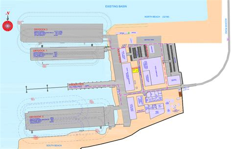 boat yard layout yard map and layout grand bahama shipyard