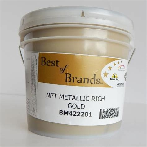 Golden Pills For The Obscenely Rich by Rutland Npt Metallic Rich Gold