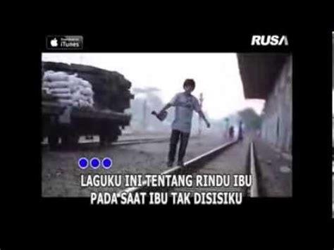 gratis rindu manyeso lagu music on 1 musica tegar rindu ibu music video youtube