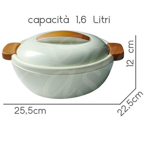 contenitore termico per alimenti contenitore termico rotondo per alimenti con vaschetta