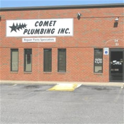 Plumbing Supply Fl by Comet Plumbing Supply Plumbing 4920 Cleveland St Virginia Va United States Phone
