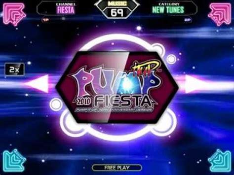 imagenes pump it up fiesta 2 stepmania 5 pump it up fiesta base theme channel lius