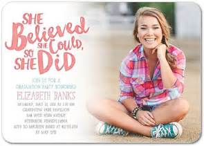 graduation announcement wording ideas tiny prints