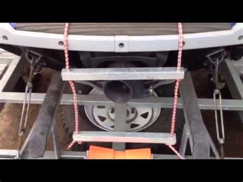 seadoo boat ladder hillbilly jetski ladder youtube