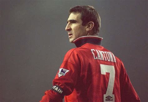 The King Cantona eric quot the king quot cantona football and other sporting