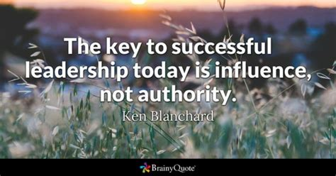 Do You Influence Your Mans Style by Leadership Quotes Brainyquote