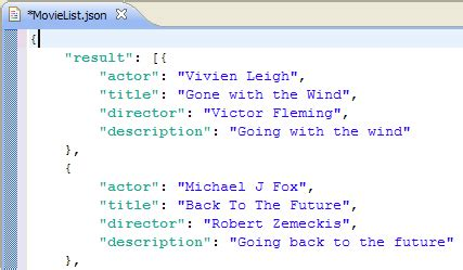 format file json editing json files with the json editor