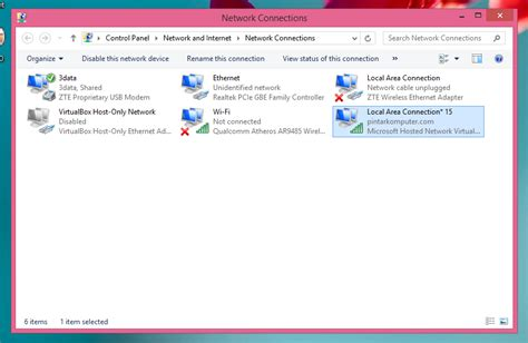 membuat portable hotspot di laptop windows 7 cara mudah membuat wifi hotspot di laptop windows 8 dan 8