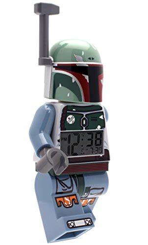 lego wars boba fett minifigure light up alarm