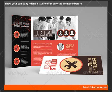 25 awesome brochure design 56pixels com