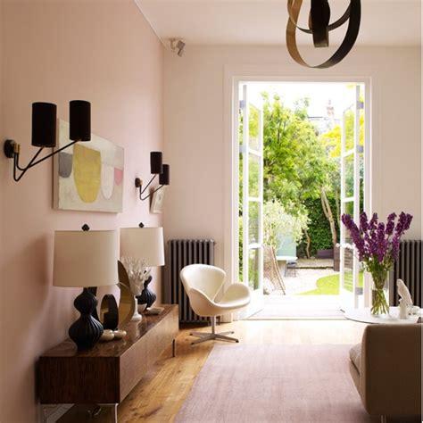 Living Room Modern Pink Pastel Pink Living Room Livingetc Housetohome