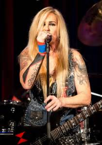 Lita Ford Heavybootz Lita Ford 2016 11 01 Fall River Ma