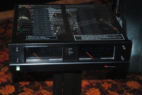 proton  power amplifier