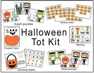 halloween activities for preschoolers halloween preschool kit fall halloween activities