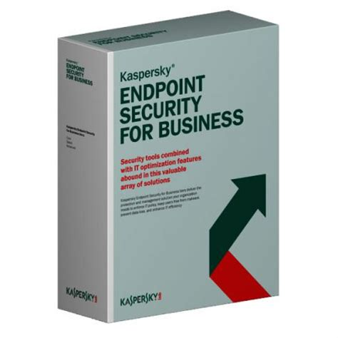 anti virus kaspersky endpoint security for business select