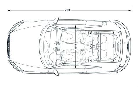 top view car schematic diagram audi tt 2002 johnywheels