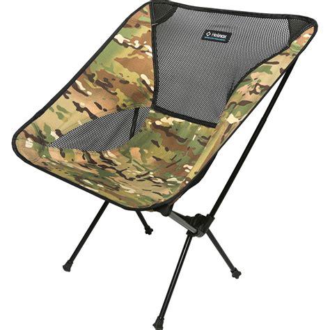 helinox chair one compact folding c chair camo ebay