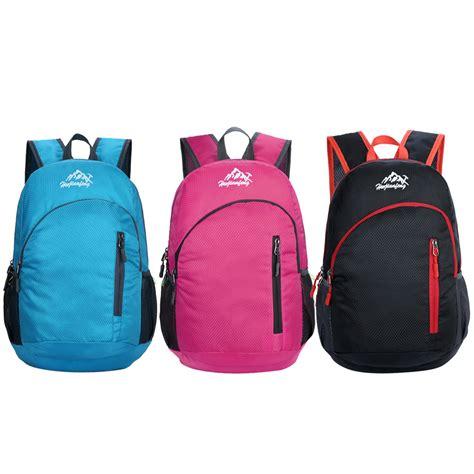 Bone Tas Hiking Foldable Waterproof waterproof cing bag outdoor trekking bags ultra light tourist backpack foldable baping bape