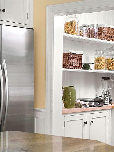 20 Modern Kitchen Pantry Storage Ideas   Home Design And