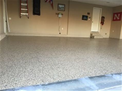 Garage Floor Coating Lincoln Ne Epoxy Garage Floors That Are Beautiful And Commercial