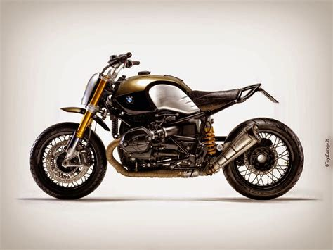 Motorrad Garage Darmstadt by Toys Garage Built Our Dreams To Ride Them Bmw Ninet