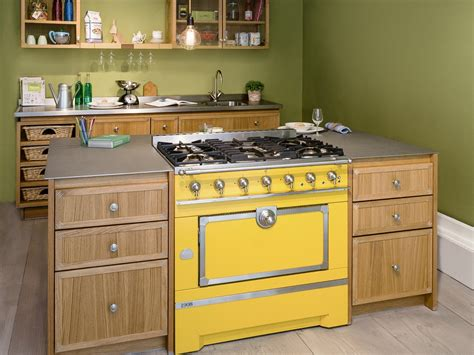 la cornue kitchen designs mini island idea for small urban kitchens by la cornue