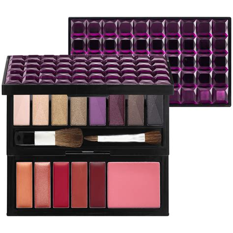Sephora Makeup Palette review swatches sephora 2013 collection eye lip