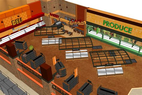 New Supermarket Design new project page maxi foods supermarket design