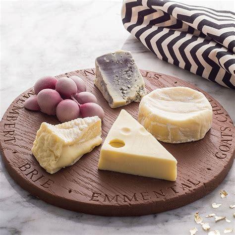 Chocolatte Chesse chocolate cheese board by choc on choc