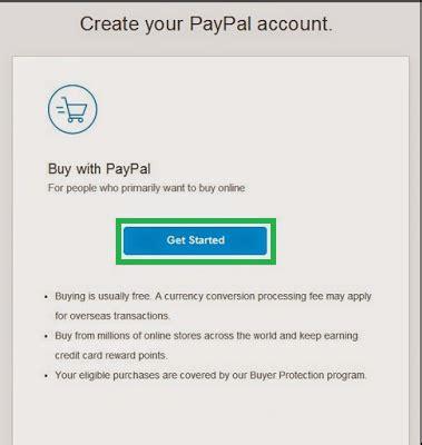 cara buat akun paypal gratis cara membuat akun paypal gratis hipbala