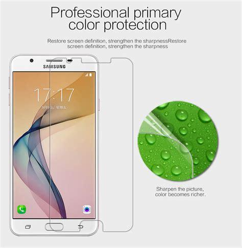 Samsung J7 Prime Color Slim Matte Anti Minyak Softcase Casing nillkin clear anti fingerprint protective for samsung galaxy j7 prime on7 2016