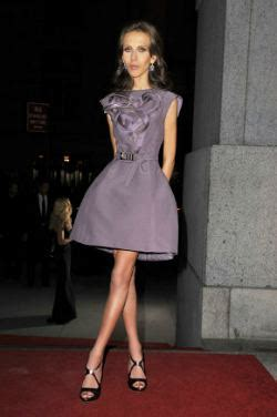 Allegra Versace Still Battling Anorexia by Lo Dice Diana Aller Enero 2013
