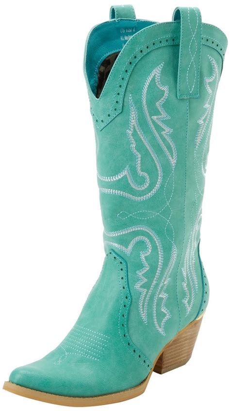 2014 womens cowboy boots style fashion collection
