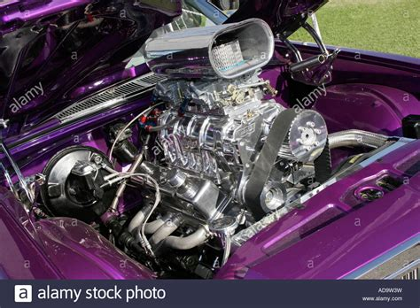 holden 308 supercharger blown supercharged australian holden v8 engine sitting in
