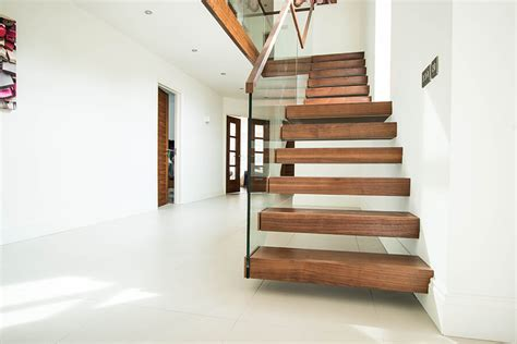 luxary floating stairs