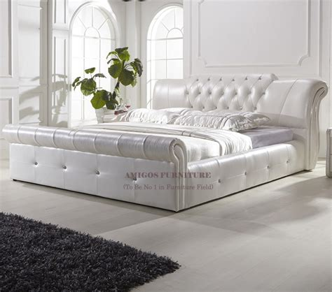 White Leather Bedroom Furniture | uae white leather bedroom furniture buy expensive