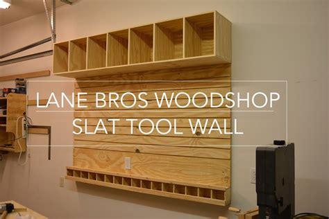 slat tool wall john heisz design youtube