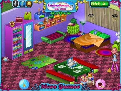 cleaning games for girls clean up rush game games for girls box