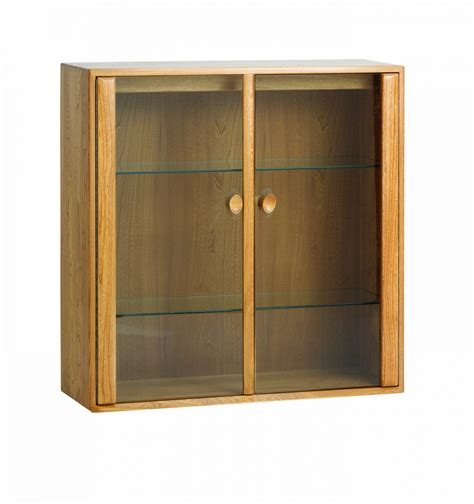 Display Cabinet Yeovil Ercol Windsor Small Display Top Dressers Old Creamery